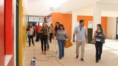 Prefeitura prepara inaugurações de novas Emeis