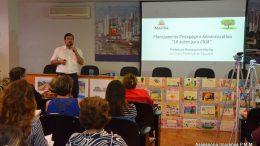 Educação apresenta o Planejamento  Pedagógico Administrativo para 2018