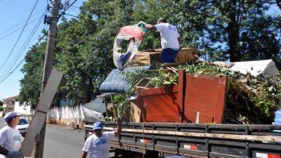 Marília inicia 'Cidade Limpa' na abertura da Semana Nacional de Combate ao Aedes