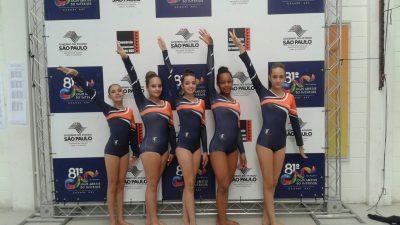 Marília termina a participação nos Jogos Abertos com 32 medalhas