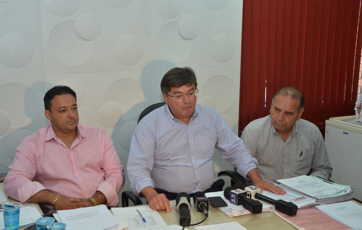 Transporte coletivo: Prefeitura convoca imprensa e diz que não haverá aumento de passagens