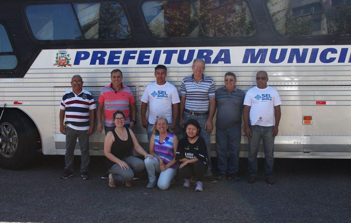 Delegação da SELJ viaja a São Bernardo para disputa dos Jogos Abertos do Interior