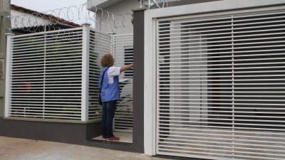 Combate ao Aedes: Saúde encontra 60% dos imóveis fechados ou recusa de moradores em seis bairros.