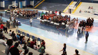 Campeonato Municipal de Basquete terá jogo decisivo neste domingo