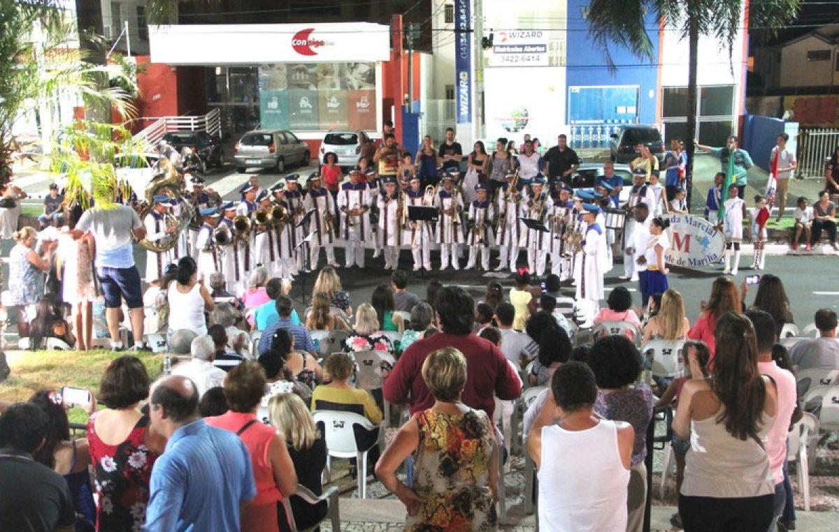 Com show e sorteio de prêmios, Prefeitura e Acim encerram a campanha Natal Iluminado