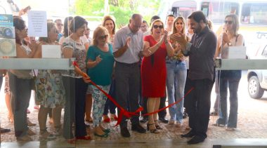 Farmácia Municipal da Zona Sul é  inaugurada e já atende população