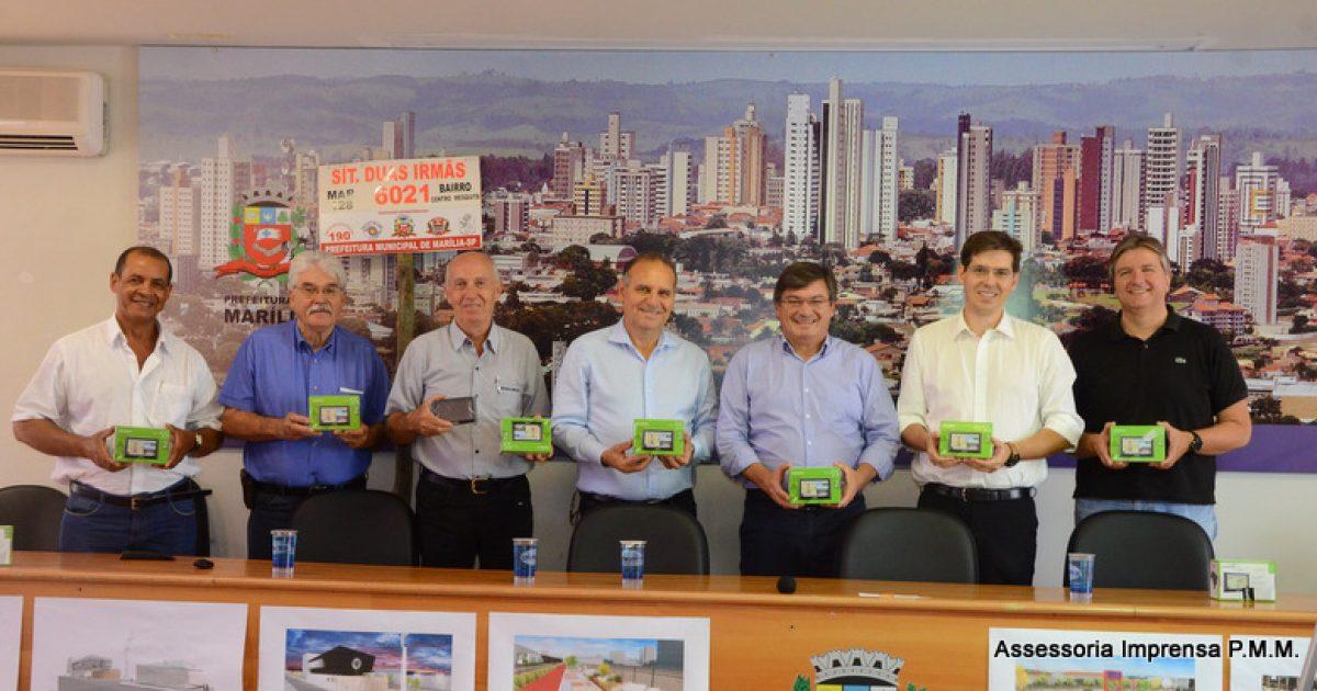 Prefeitura oficializa implantação  do Programa GPS Rural