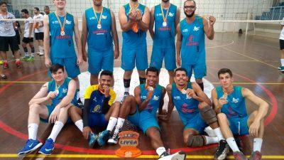Equipe de vôlei SELJ/Criativo/Marília vence Penápolis e Prudente e é campeã da LIVEA