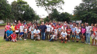 Festival de Atletismo reúne 160 pessoas no Pedro Sola