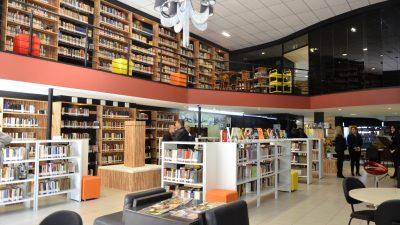 Referência no Estado de São Paulo, Biblioteca Municipal completa 77 anos