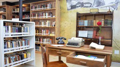 Programa Janela Literária terá 5ª edição neste sábado na Biblioteca Municipal