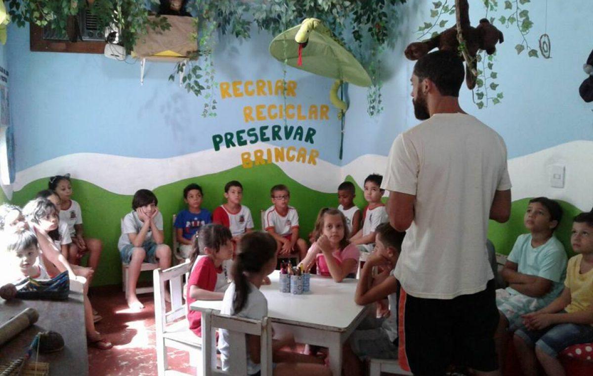 Secretaria Municipal de Educação atende demanda para atividades extracurriculares