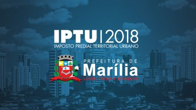 NOTA – VALOR DO IPTU