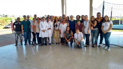 Sads e USF São Bento/CDHU promovem I Ação em Saúde