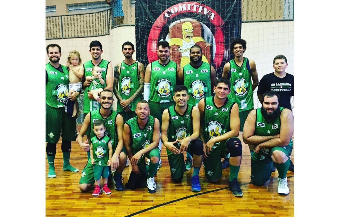 Paraguaçu Raça e Os Largados vencem na 3ª rodada da 2ª fase do Campeonato Municipal de Basquete