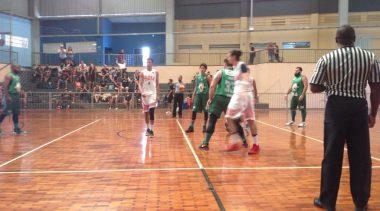 Semifinal do Campeonato Municipal de Basquete acontece neste domingo