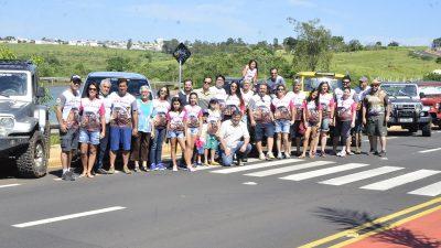 Jeep Clube de Marília entra em ação para apoiar combate ao Aedes; neste sábado tem carreata