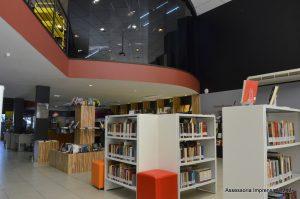 Biblioteca Municipal de Marília tem vários programas permanentes