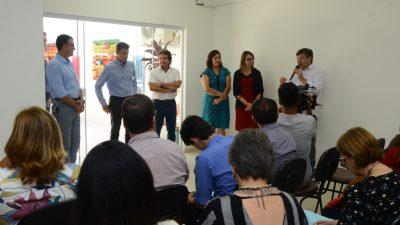 Prefeitura inaugura sede própria do CREAS no Centro de Marília
