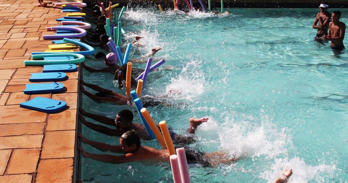 Festival de Natação acontece sábado no Centro Esportivo Mariliense