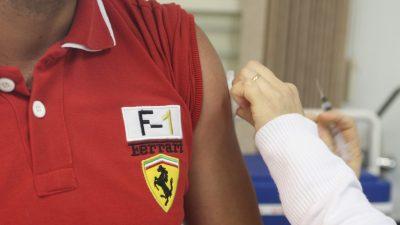 Campanha de Vacinação contra a gripe começa no próximo dia 23