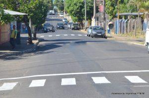 Prefeitura implanta novo sistema viário na Zona Oeste da cidade