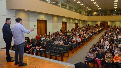 Educação promove capacitação para mais de 700 profissionais de Emeis
