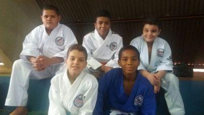 Equipe judô Kassada/SELJ/Marília ganha seis medalhas em Fernandópolis