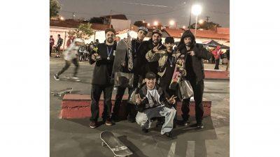 Skate Mariliense é destaque em campeonato no Paraná