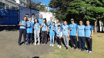 Equipe Sander Sport de Taekwondo/SELJ/Marília é a segunda maior força da modalidade no estado