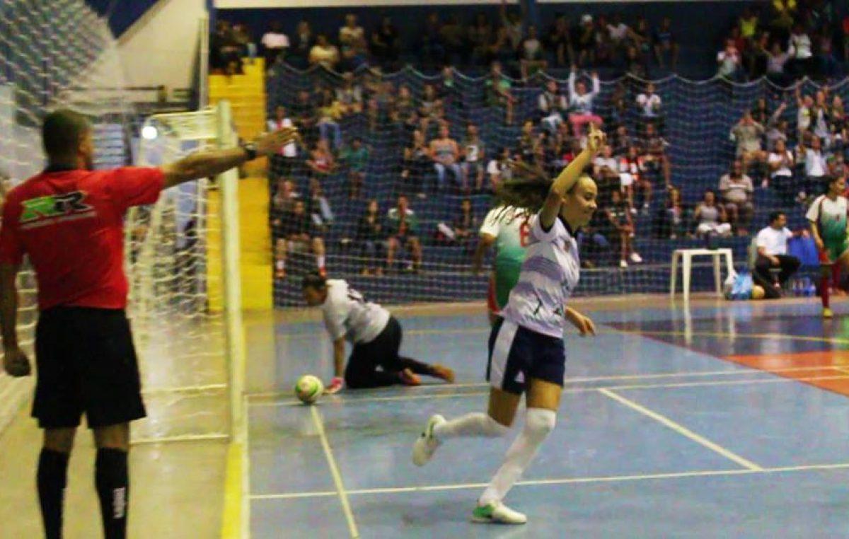 Futsal Feminino SELJ/Marília vence e garante vaga na semifinal da Copa Record 2018