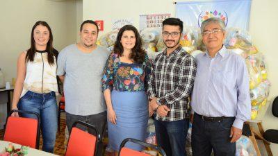 Kanabara Açaí firma parceria e doa 100 cestas básicas ao Fundo Social