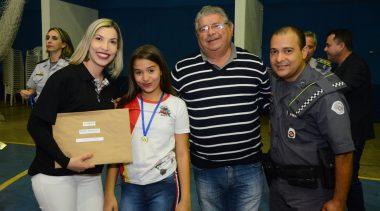 Prefeitura e Polícia Militar realizam formatura de 289 alunos do Proerd