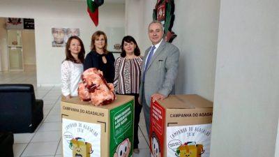Delegacia Seccional de Marília repassa 110 cobertores e outros 200 itens ao Fundo Social de Solidariedade