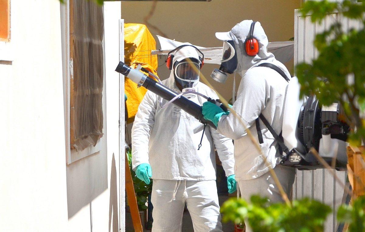Estância Três Lagos terá nebulização por terceirizada nesta terça e quarta-feira