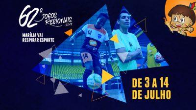Congresso Técnico dos Jogos Regionais será realizado nesta segunda no Alves Hotel
