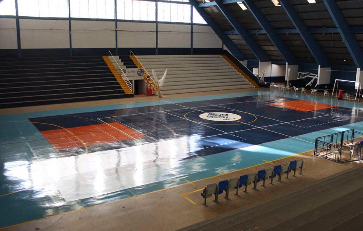 Solenidade de abertura dos Jogos Regionais será  nesta sexta, às 20h, no Centro Esportivo Mariliense
