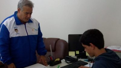 Secretaria de Esportes, Lazer e Juventude protocola pedido de intenção para realizar Jogos Abertos do Interior em Marília