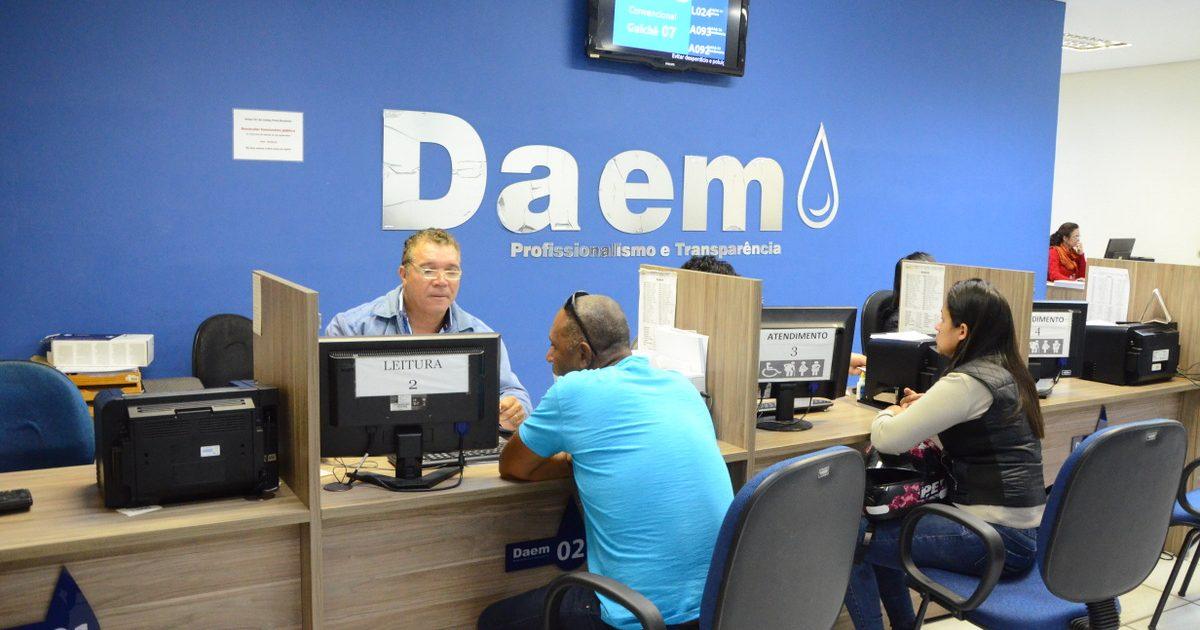 Daem lança Programa de Anistia para débitos até final de 2017