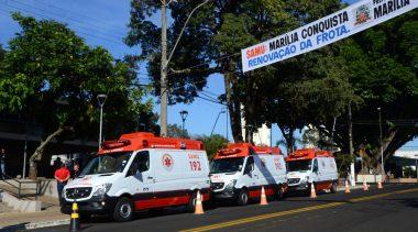 Marília bate recorde de investimentos federais e estaduais para a Saúde; pasta rebate fake