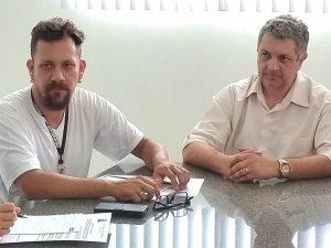 Reunião na Secretaria Municipal da Saúde apresentou detalhes do projeto