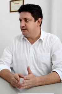 Guilherme Moraes é o coordenador do Procon Municipal de Marília