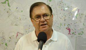 Secretário da Fazenda Levi Gomes