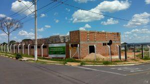 Fachada da USF: prédio construído no Maracá tem 627 m² e irá receber duas equipes do Programa