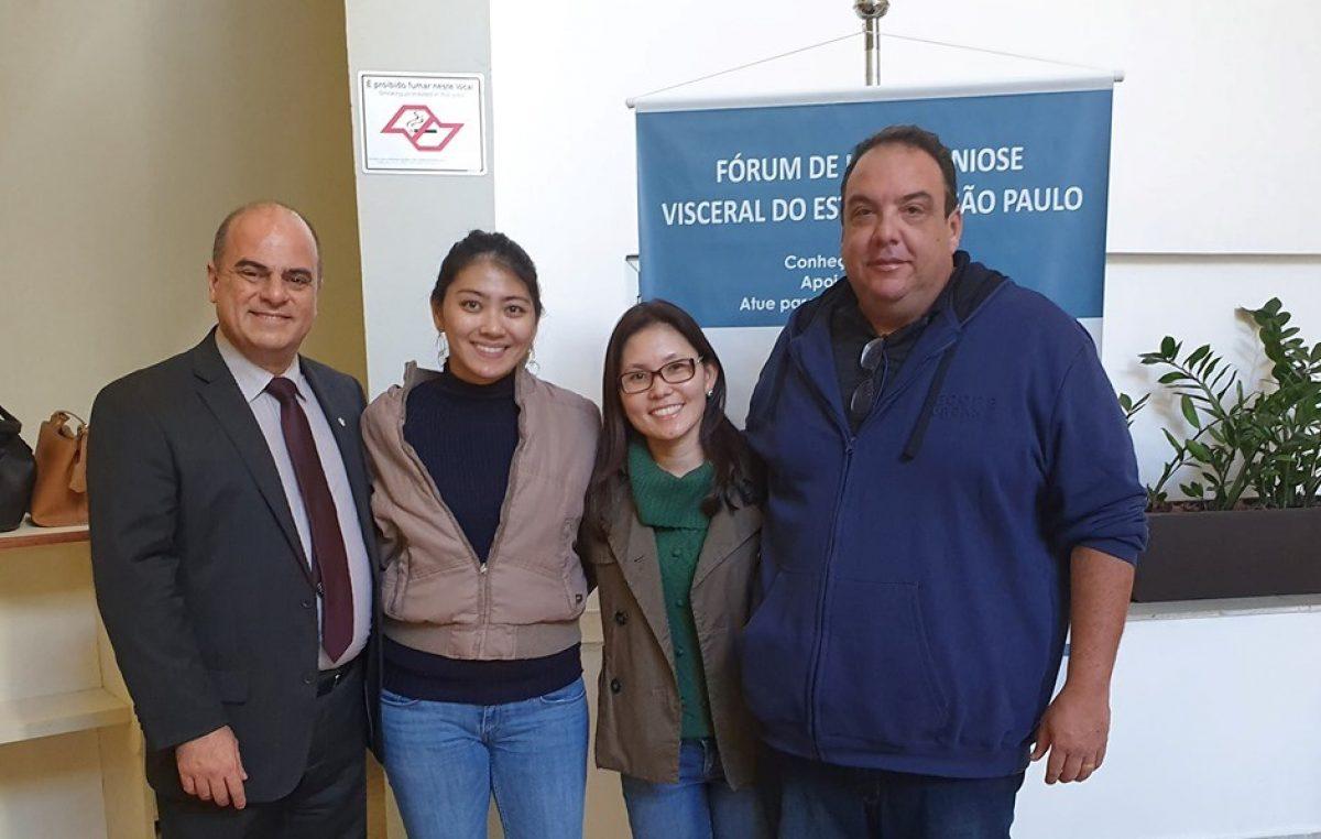 Marília participa do VII Fórum de Leishmaniose Visceral de São Paulo e apresenta Código Zoosanitário